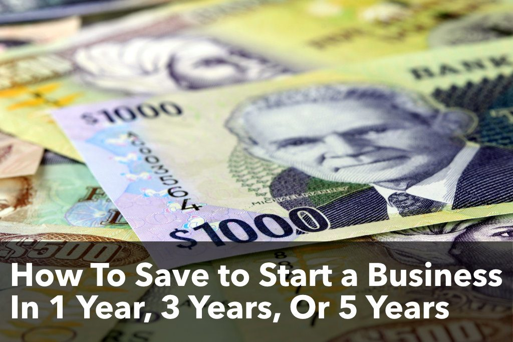 How To Save to Start a Business